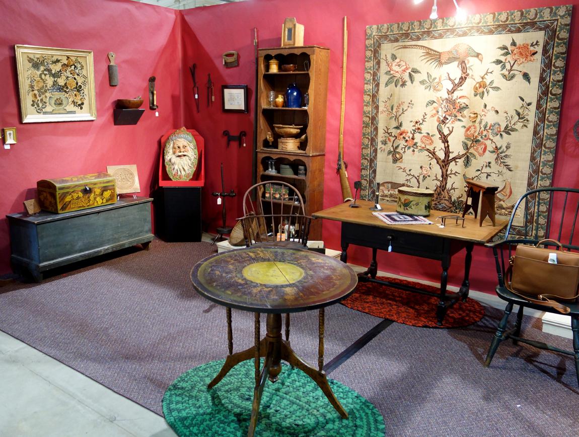 Axtell Antiques, Deposit, N.Y.