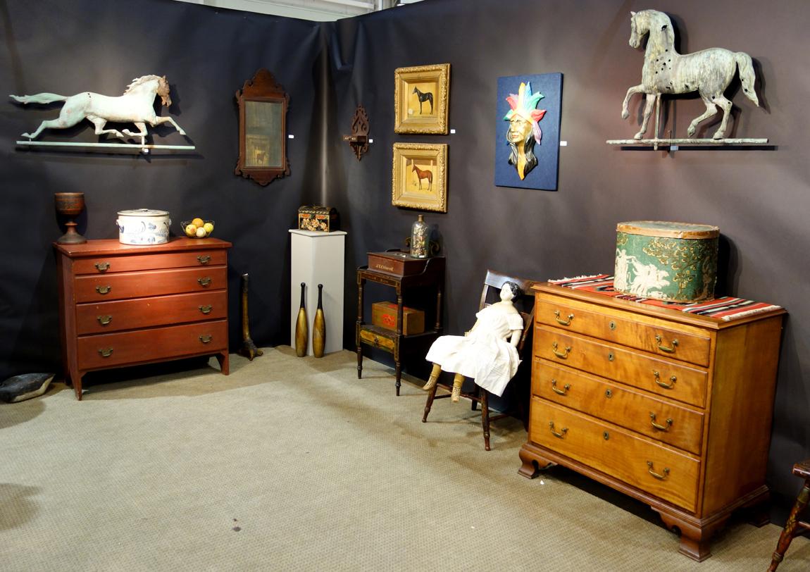James B. Grievo Antiques, Stockton, N.J.
