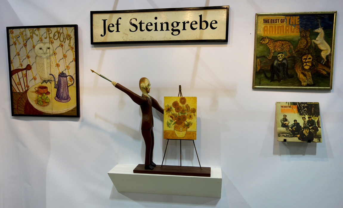 Jef & Terri Steingrebe, New London, N.H.