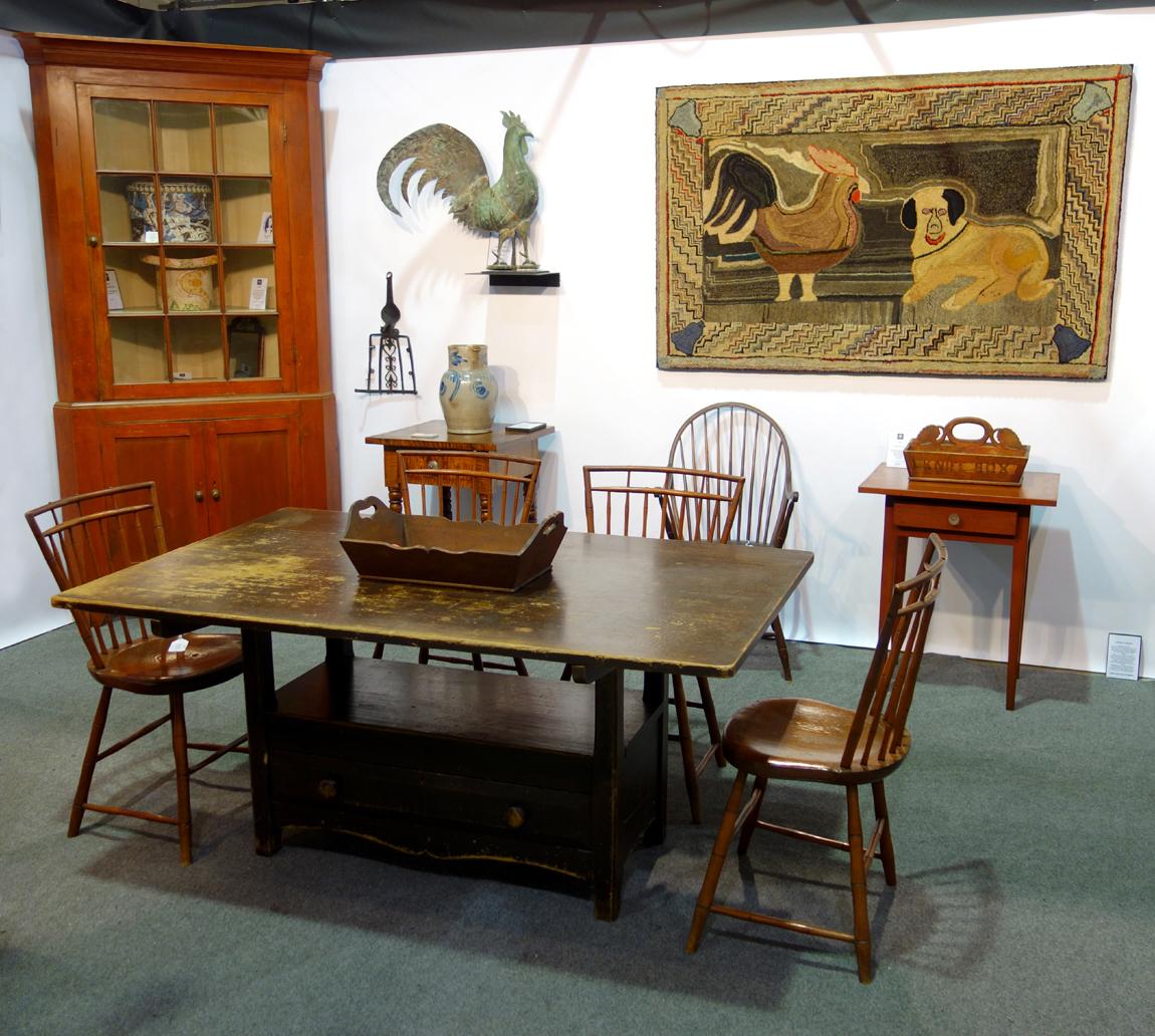 Newsom & Berdan Antiques, Thomasville, Penn.