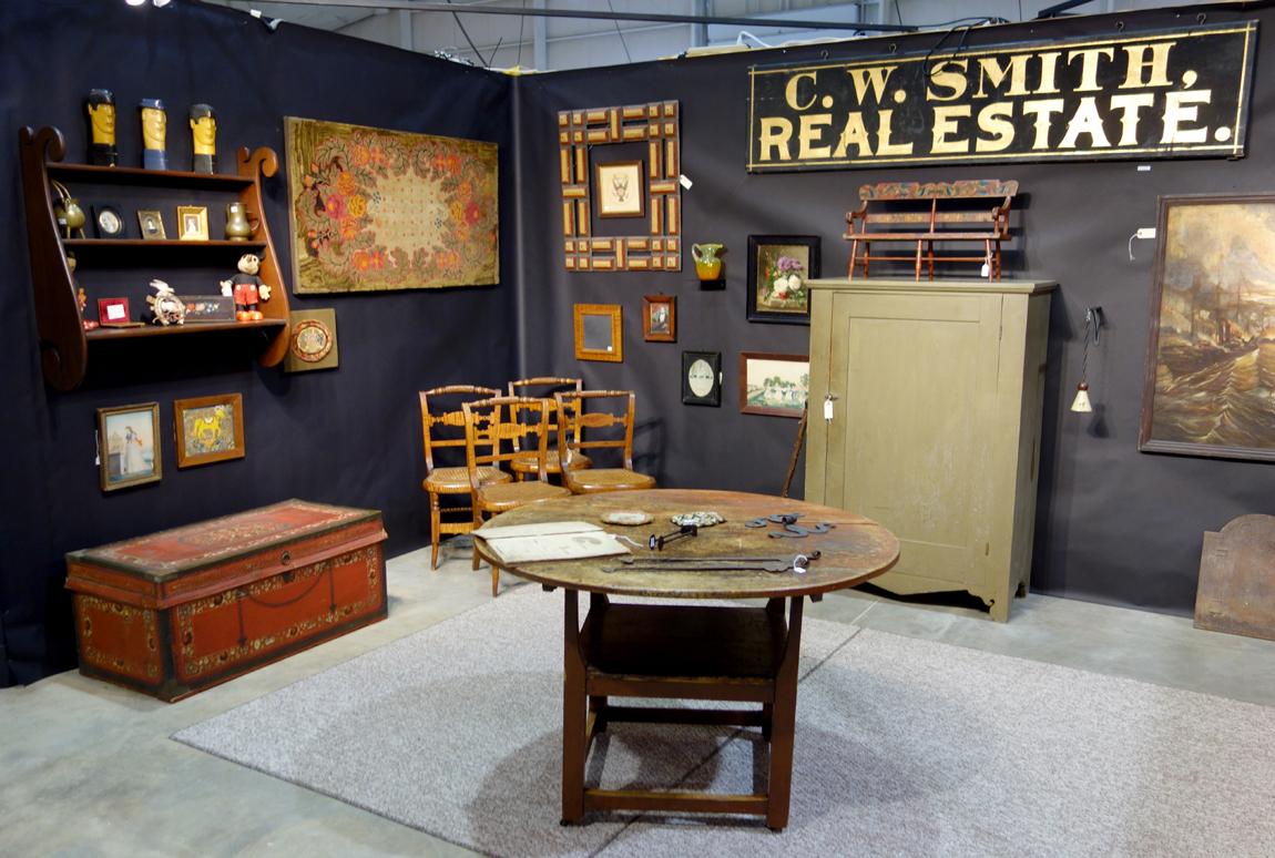 Scott Bassoff, Sandy Jacobs Antiques, Swampscott, Mass.
