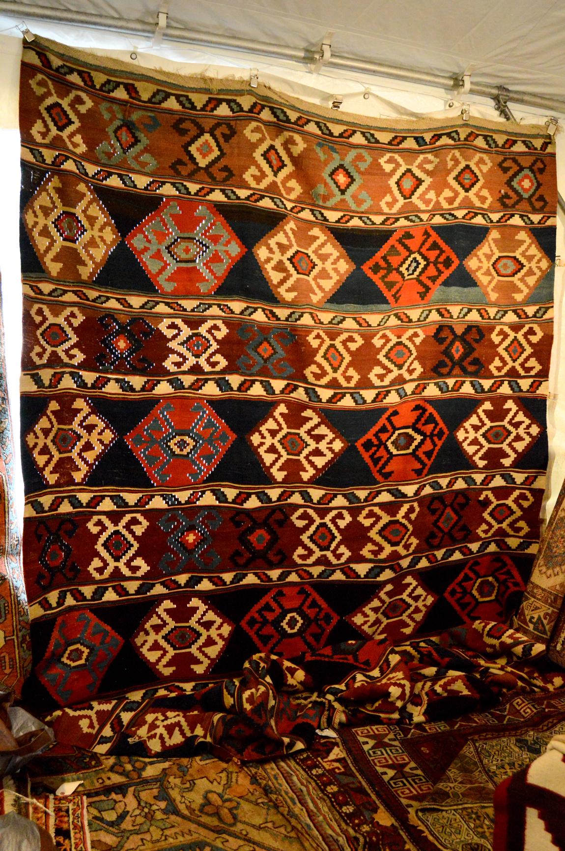 Soheil Oriental Rugs, New York City.