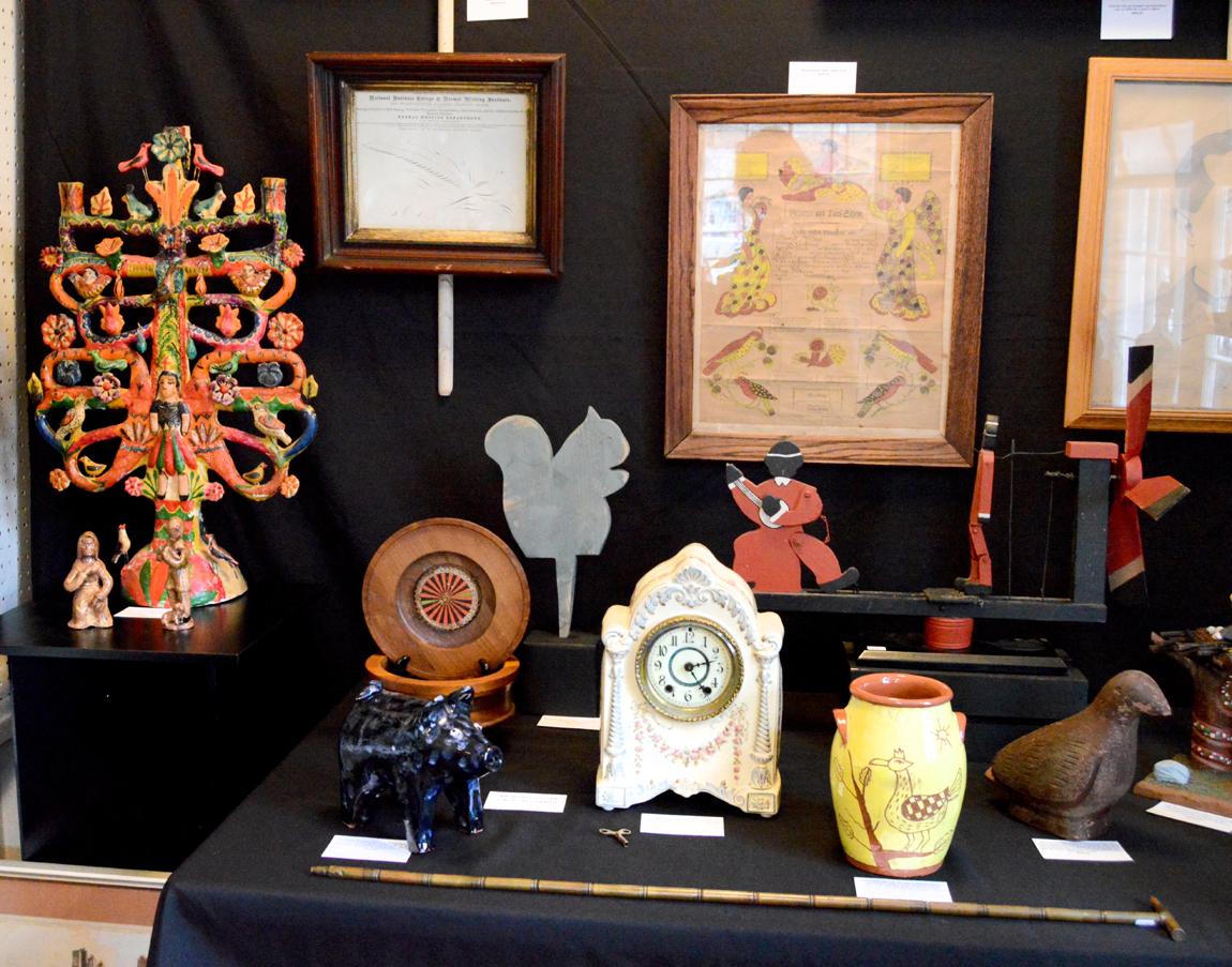 Francis Crespo Antiques & Folk Art, Lancaster, Penn.