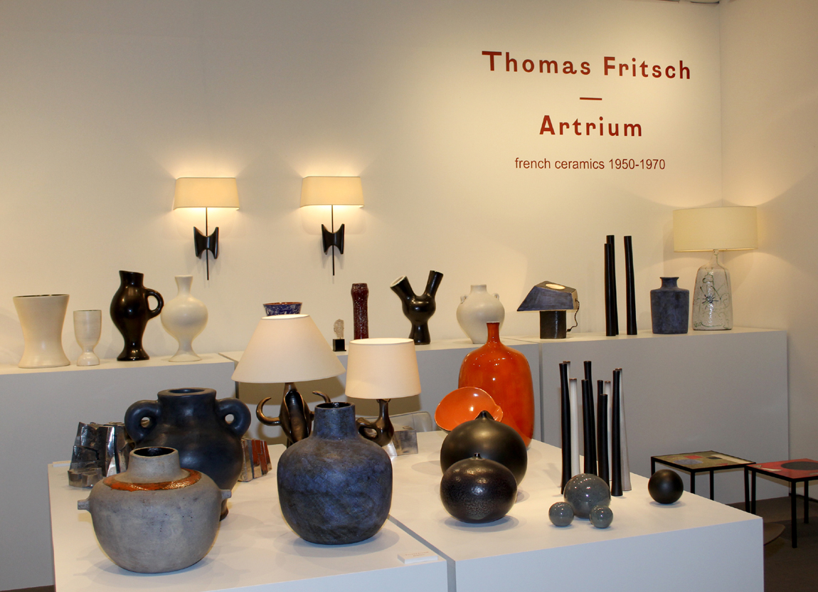 Thomas Fritsch/Artrium, Paris