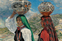 A Place In The Sun: Southwest Paintings Of Walter Ufer And E. Martin Hennings