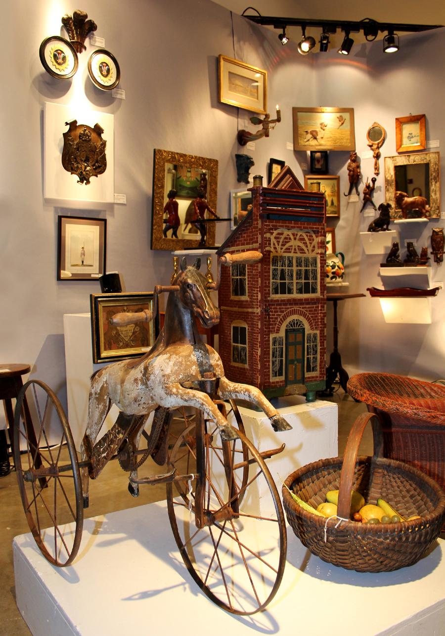 Leatherwood Antiques, Sandwich, Mass.
