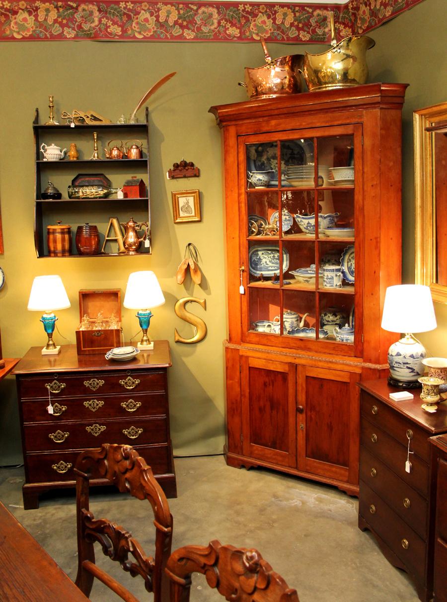 Boyd Antiques, Flourtown, Penn.