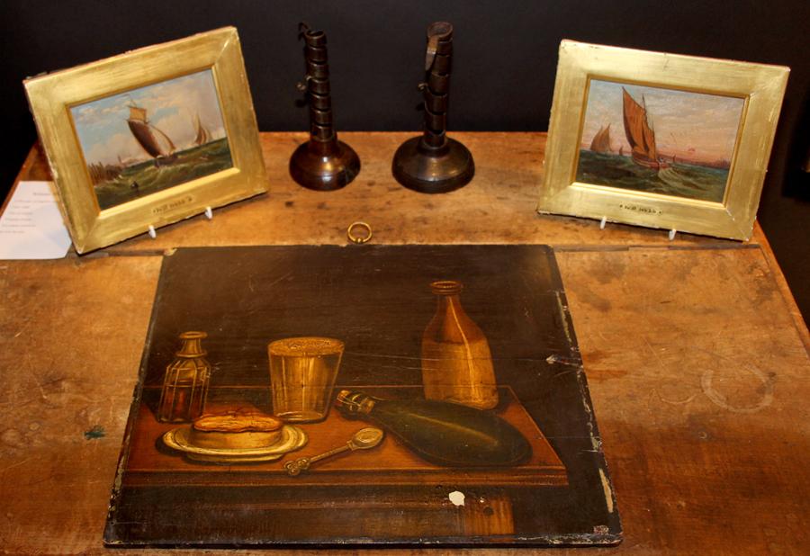 David Brooker Fine Art, Southport, Conn., and Surrey, U.K.