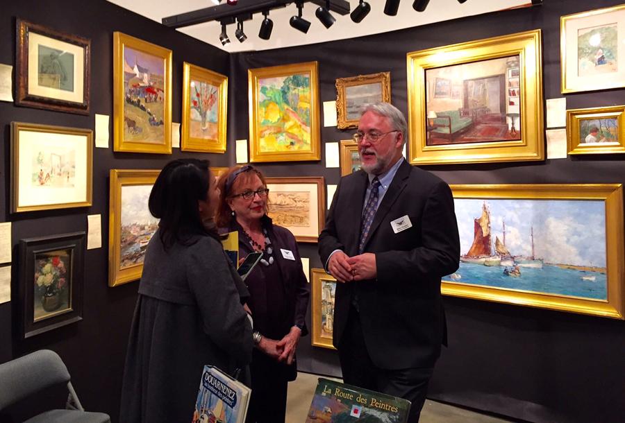 Solomon Suchard Antiques & Fine Art, Shaker Heights, Ohio