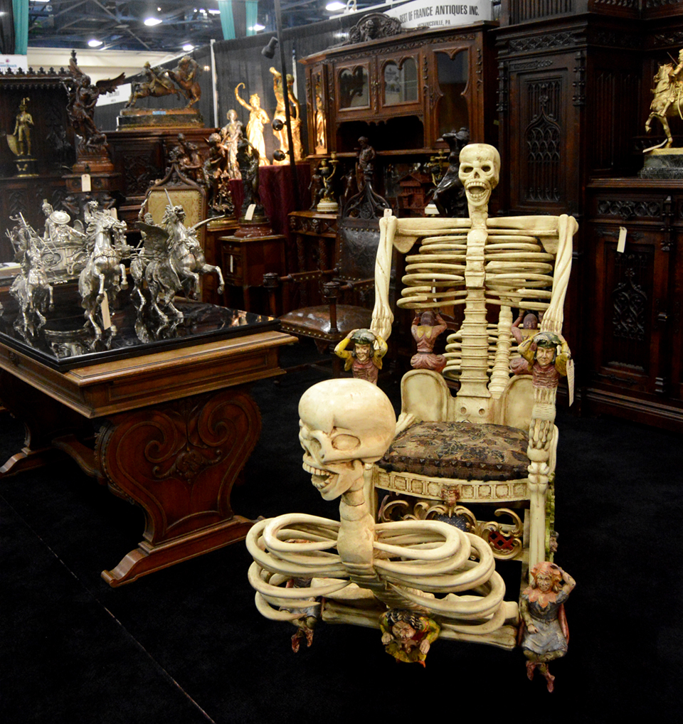 Best of France Antiques Inc., Mechanicsville, Penn.
