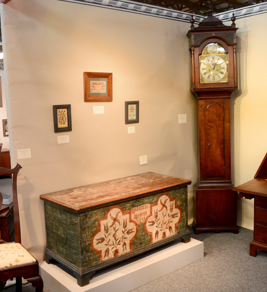 Chester County Antiques Show Making Antiquing Fun Again