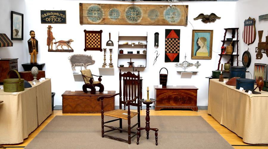 DBR Antiques-Doug Ramsay, Hadley, Mass.