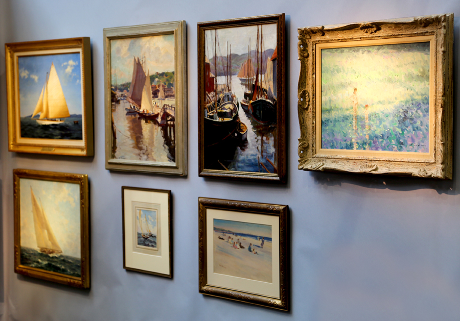 Port N' Starboard Gallery, Falmouth, Maine