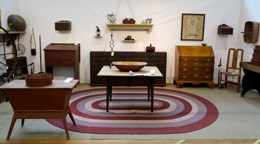 Saltbox Antiques, Sugarloaf, Penn.