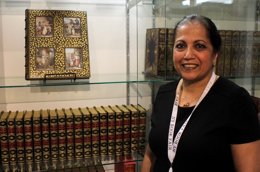 Bibi Mohamed, Imperial Fine Books, New York City