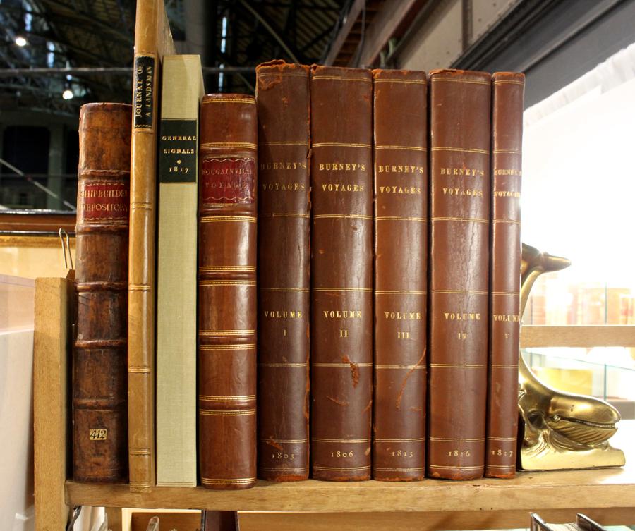 Ten Pound Island Books Company, Gloucester, Mass.