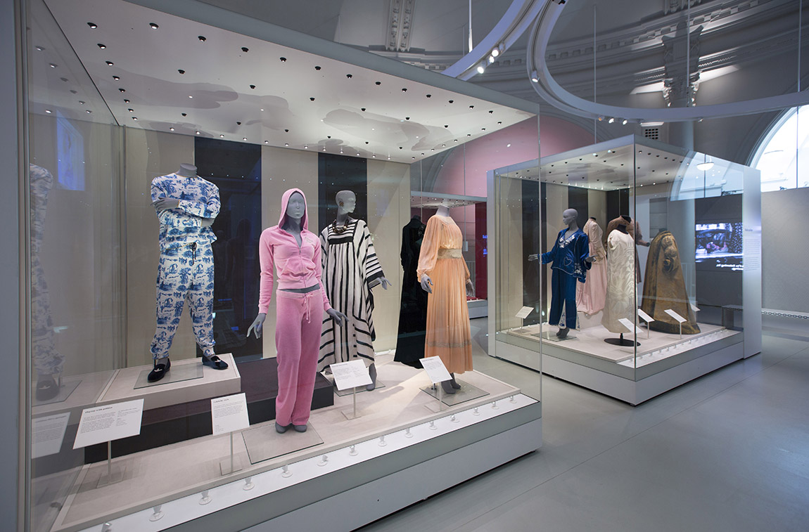 V&A Museum Gets Undressed In 'Brief History Of Underwear'