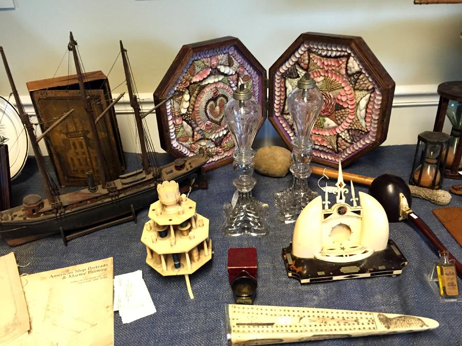 Paul Decoste Antiques, West Newbury, Mass.