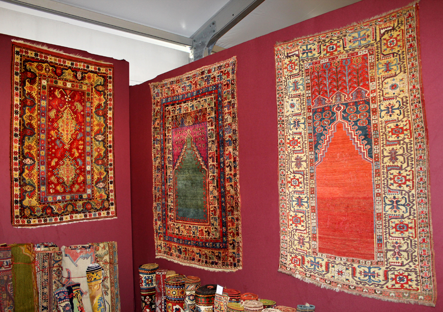 Peter Pap Oriental Rugs, Inc., San Francisco, Calif., and Dublin, N.H.