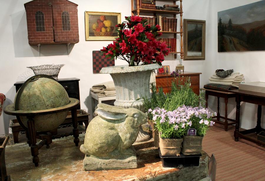 Wilton Spring Antiques Show