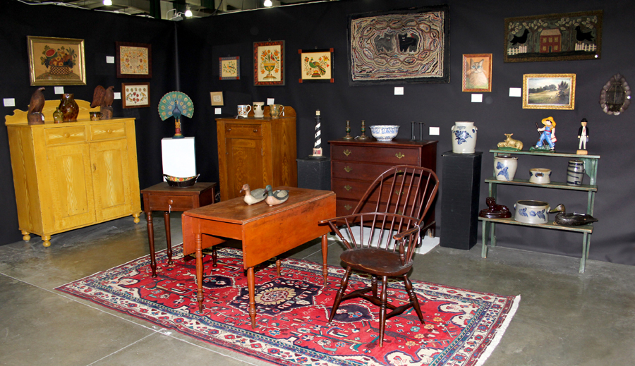A Bumper Crop Of Americana At The Greater York Antiques Show