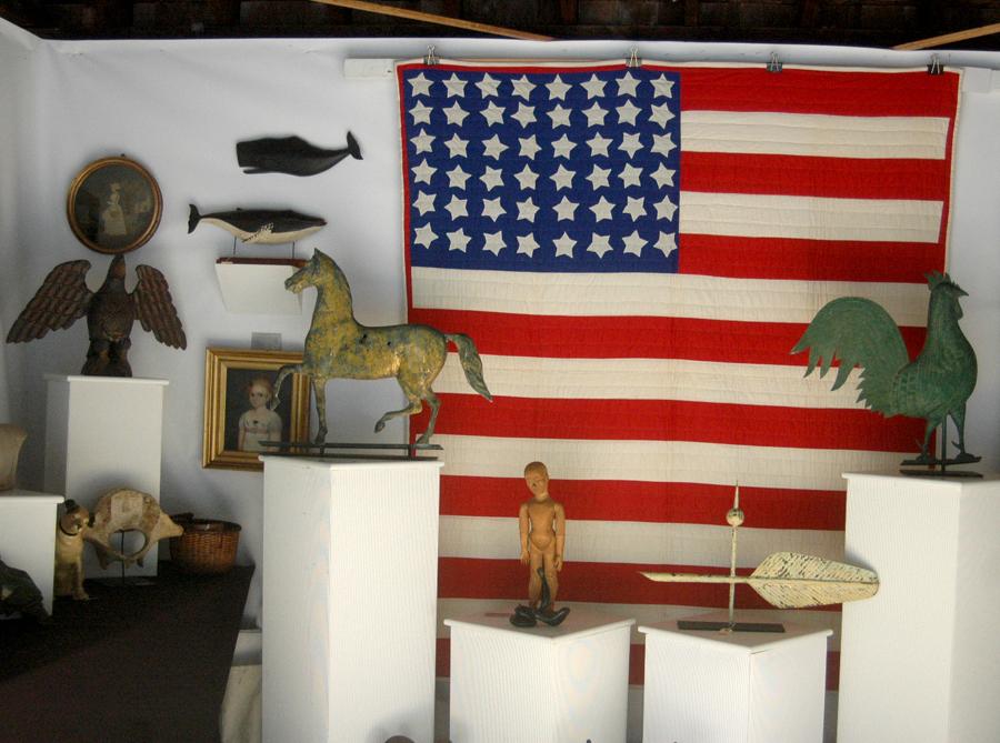 Brandywine Antiques Show Celebrates 45th Anniversary