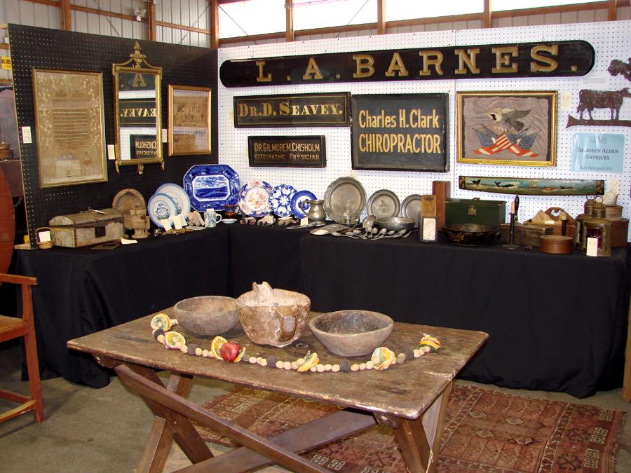 Cape Cod Antique Dealers Show Moves