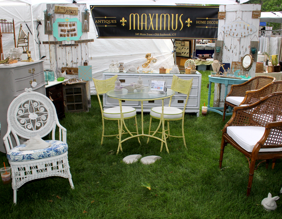 Old Saybrook Show Is Long On Country Charm