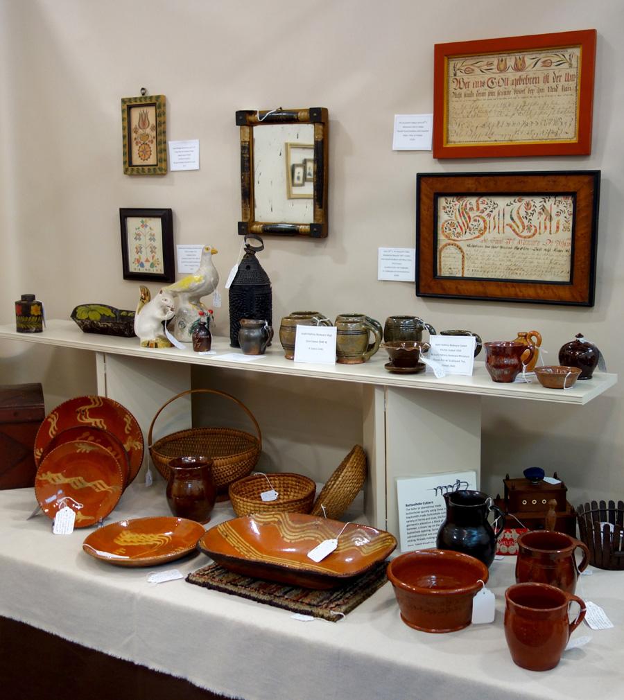Diane Farr Antiques, Boalsburg, Penn.