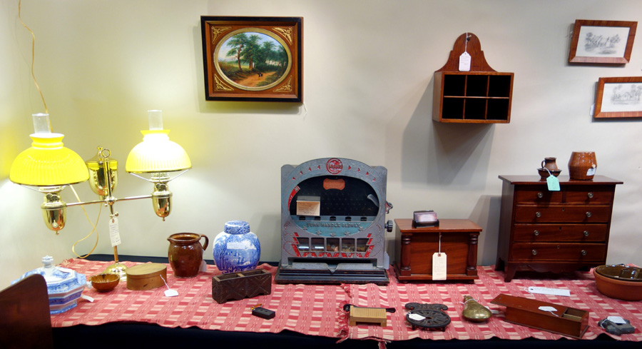 Goodheart's Antiques, Shippensburg, Penn.