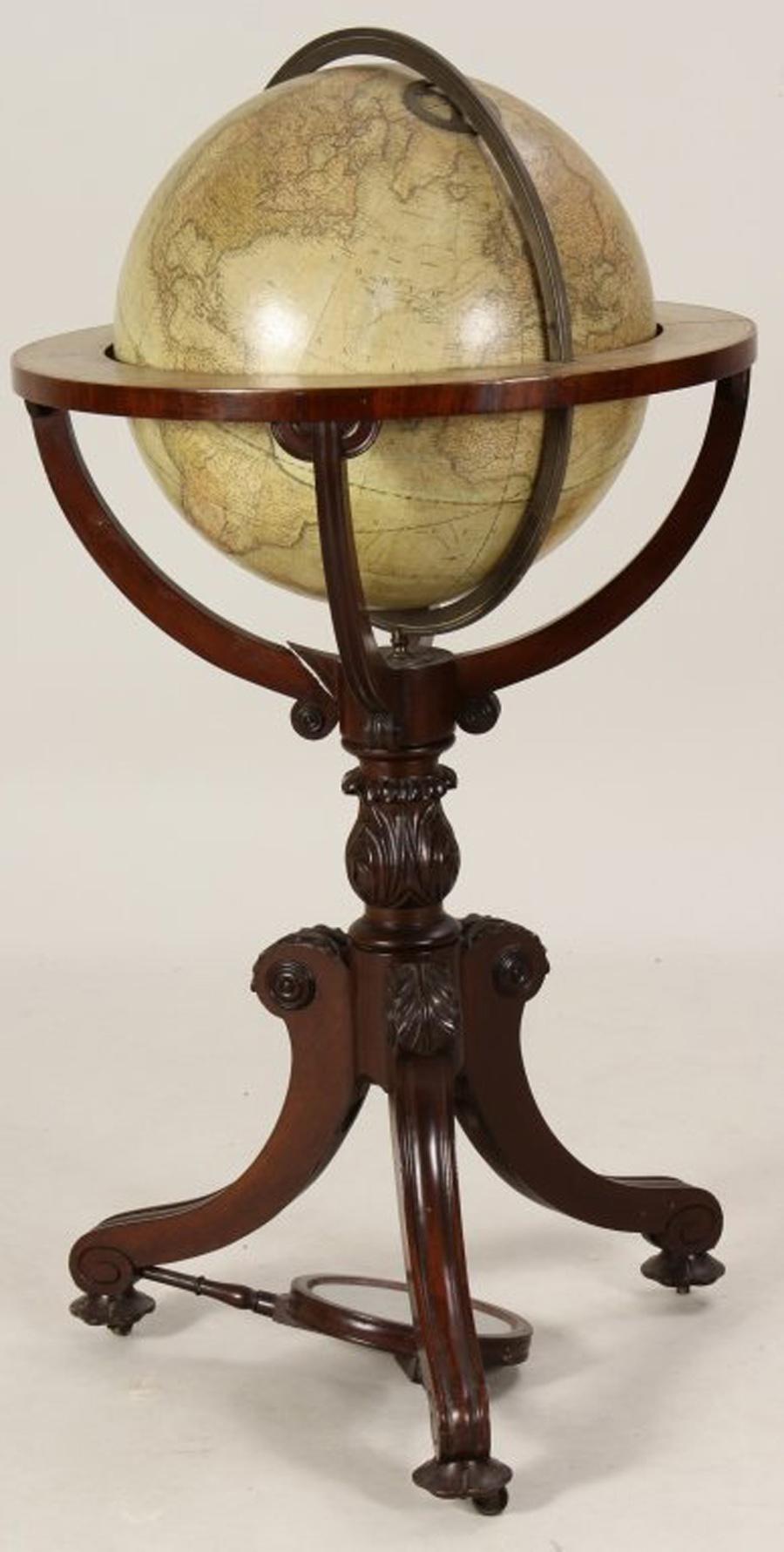 Litchfield - globe