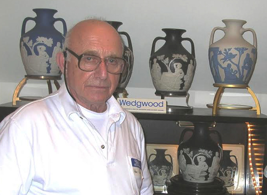 Skinner Succeeds With Wedgwood