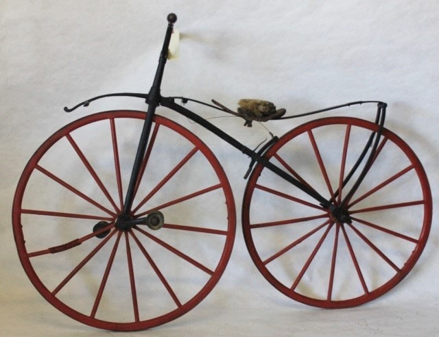 8-19 Marion Auction - Lot 95 Boneshaker