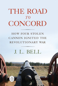 Q&A J.L.Bell - Road to Concord Cover