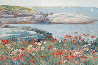 Childe Hassam And The Isles Of Shoals