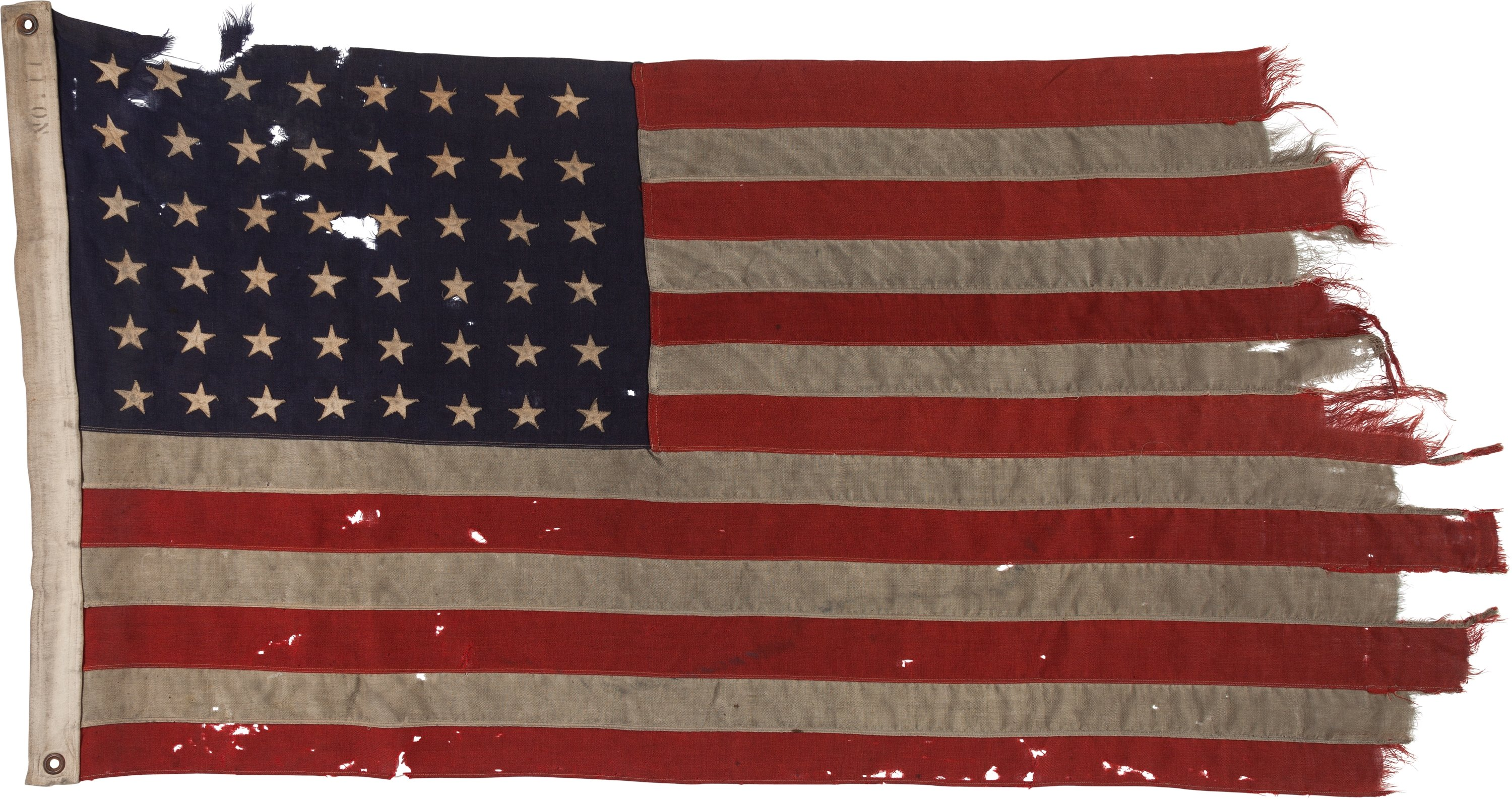 D-Day Flag Sold At Heritage Auctions Honored By National Military Museum
