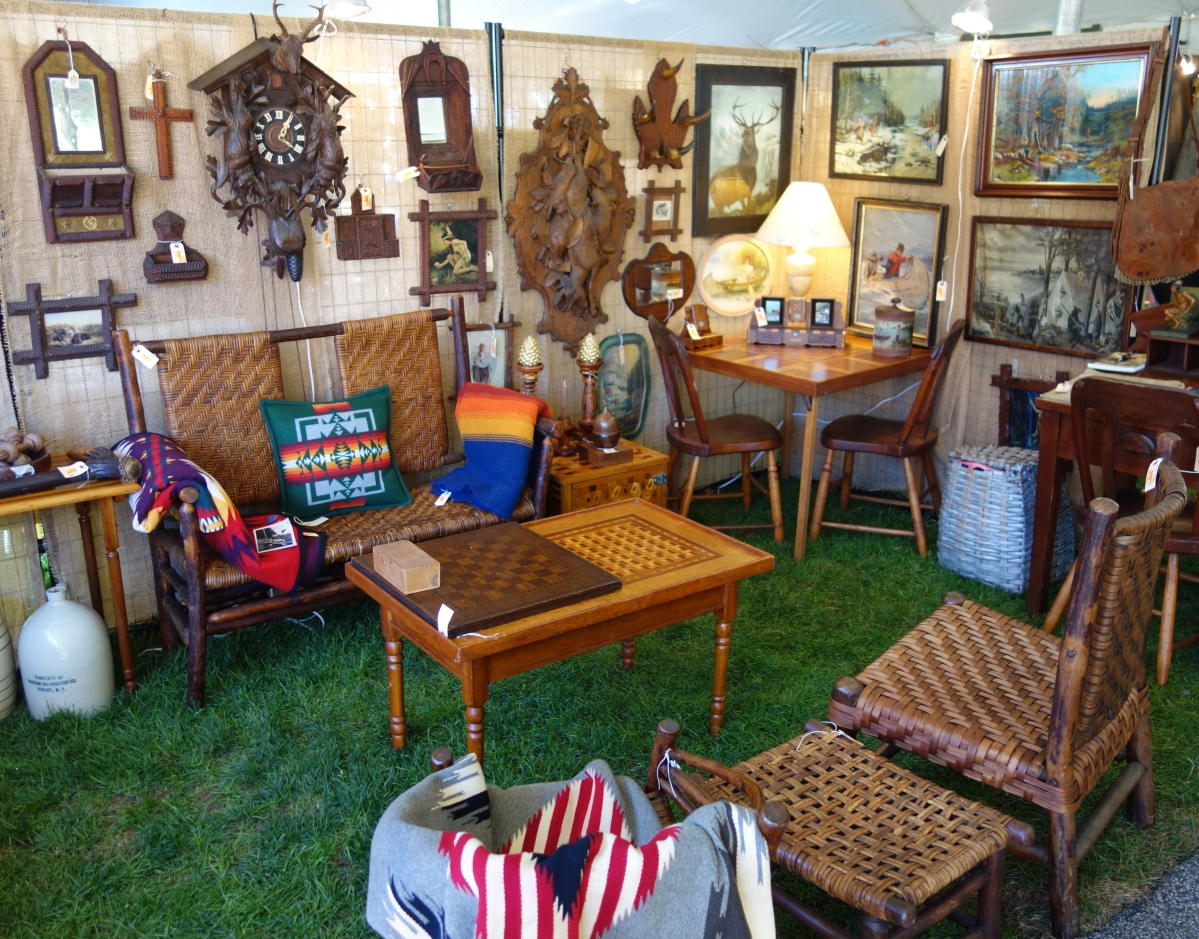 Adirondack Museum Welcomes Annual Antiques Show