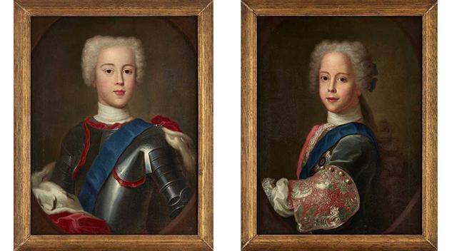 Lyon Amp Turnbull S Scottish Sale Led By Portraits Of Teen