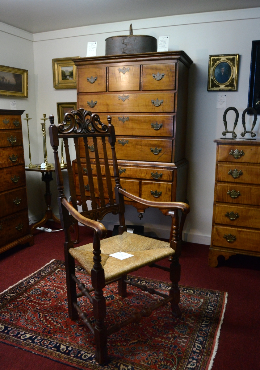 Witt's End Antiques, Walkill, N.Y. — Weston Antiques Show - Vermont Antiques Week Roundup