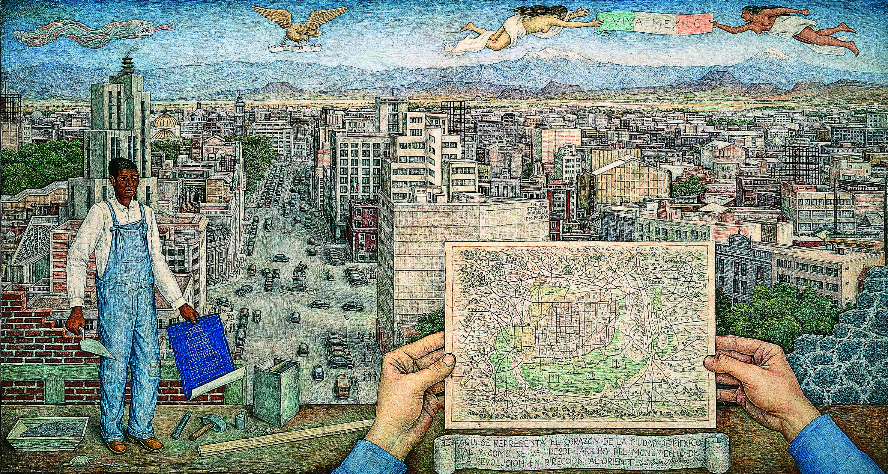 MEX Image 8 - Mexico City