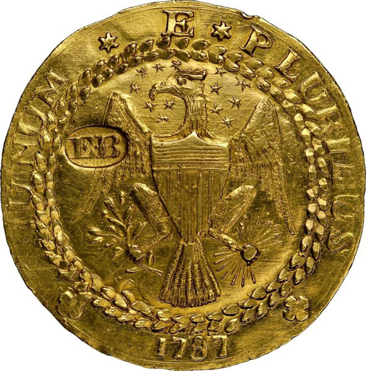 The most valuable coin Heritage Auctions has sold publicly is the 1787 DBLN Brasher Doubloon, which brought $4.5 million in January 2014. Heritage now surpasses $344 million in online auction sales a year.