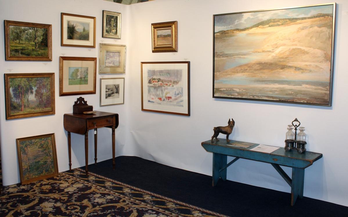 Garvey Rita Art & Antiques, West Hartford, Conn.