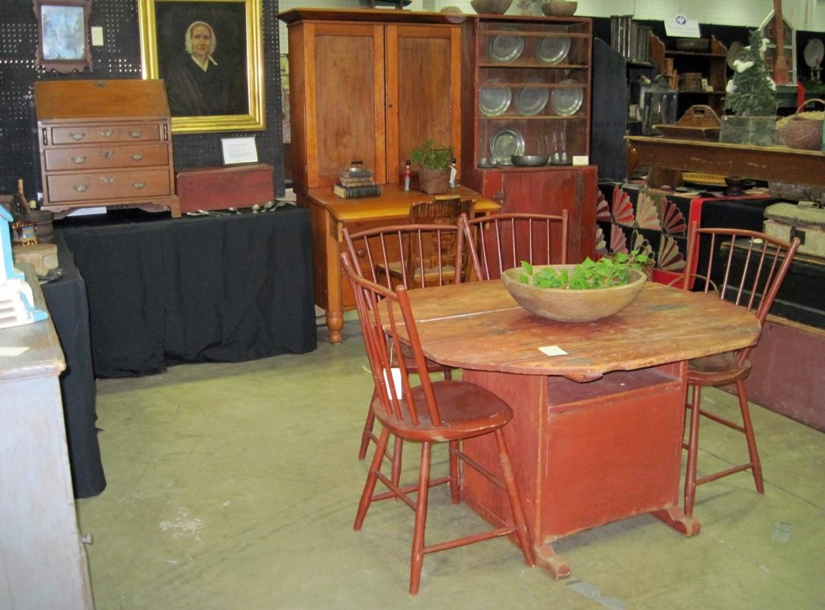 Sherman Alden Antiques, East Falmouth, Mass.