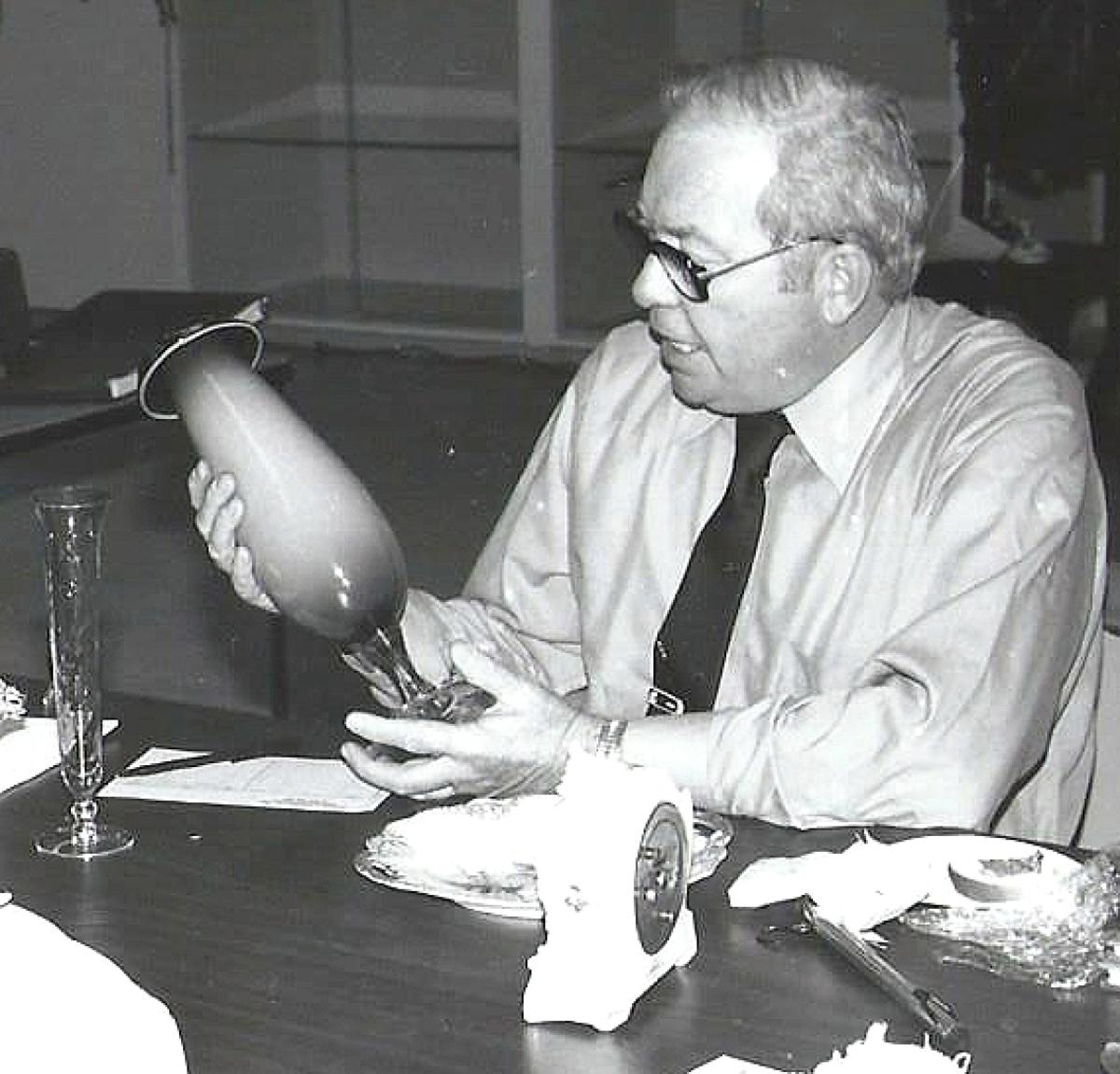 Richard A. Bourne, 89 Cape Cod Auctioneer Built Markets