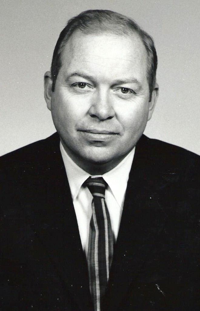 Richard A. Bourne in the 1970s.