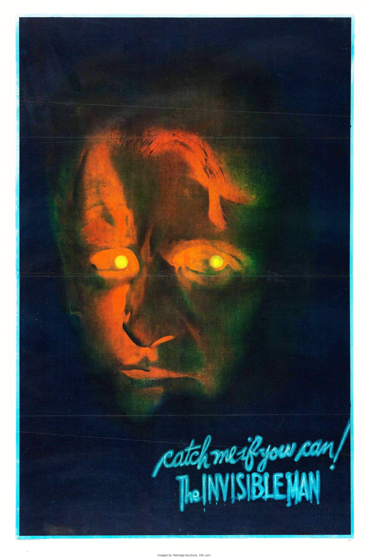 Vintage Horror Movie Posters
