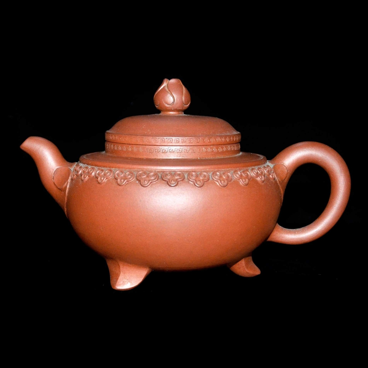 234_Gianguan Zisha teapot 7k1