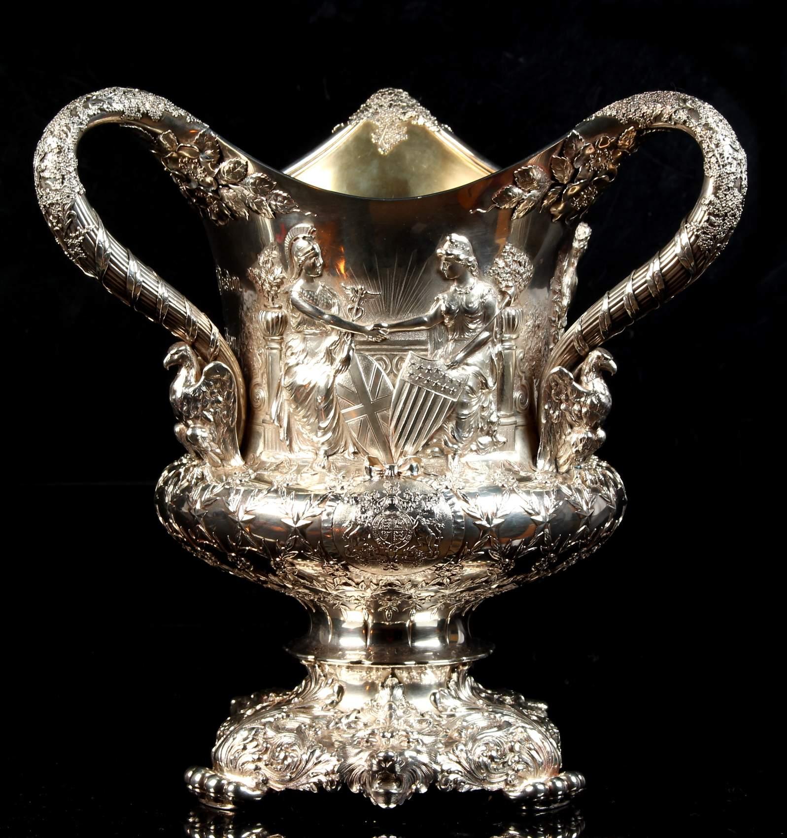 Tiffany cup