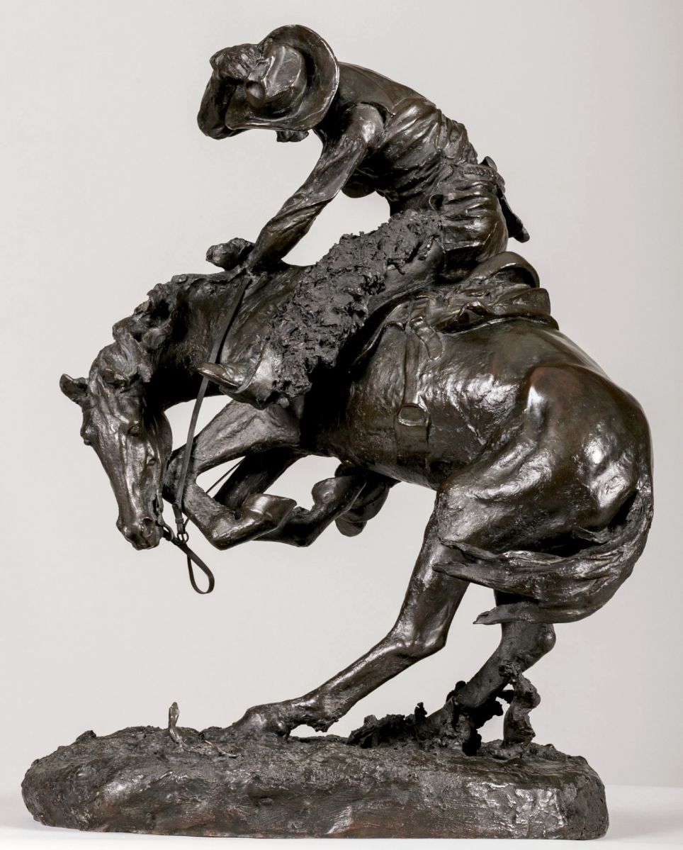 No lack of sunshine in the west as scottsdale art auction sees 11 the rattlesnake a bronze by frederic remington 18611909 m4hsunfo