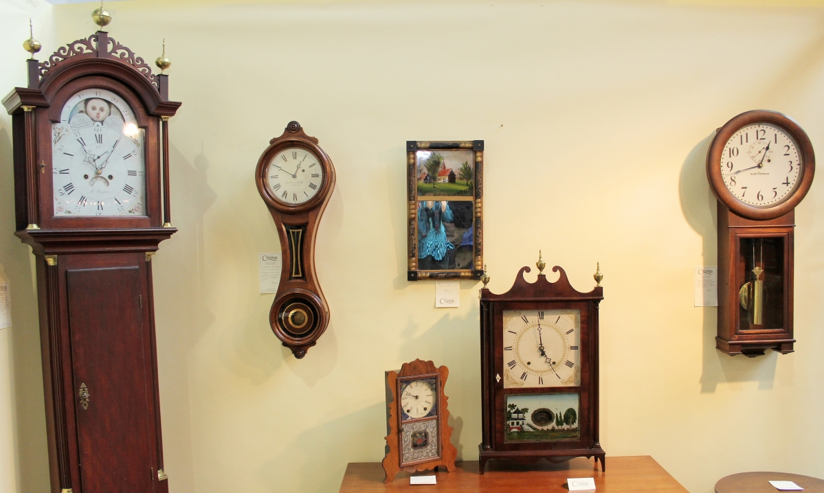 In The Company Of Old Things: The Connecticut Spring Antiques Show